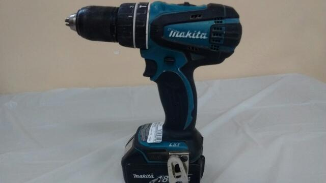 MAKITA Cordless Drill LXPH01 18V DRILL