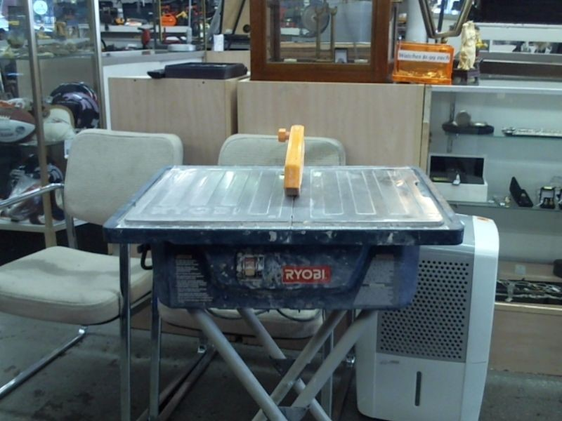 RYOBI Table Saw WS721