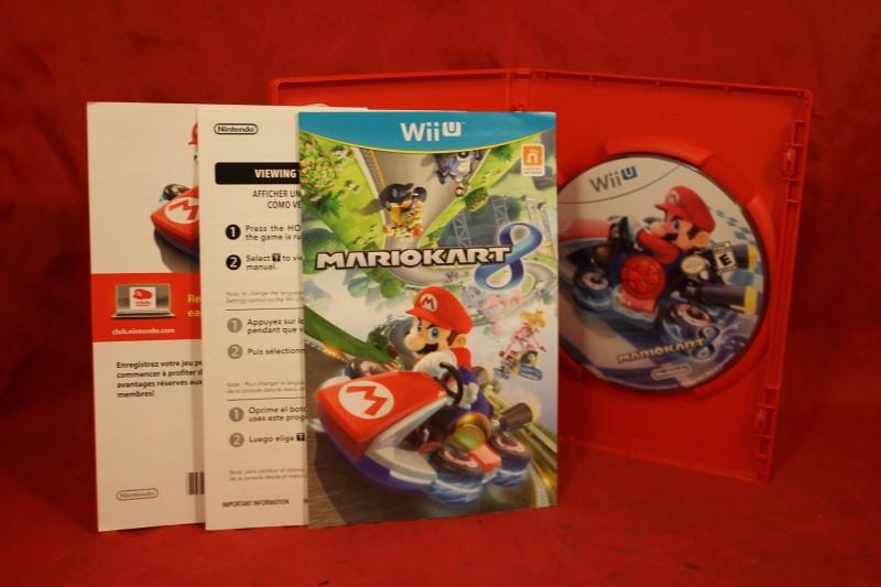 Mario Kart 8 Nintendo Wii U
