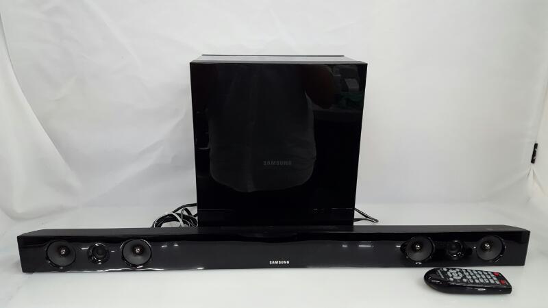 SAMSUNG Speakers/Subwoofer HW/F450/ZA