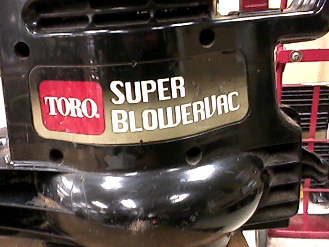 TORO Leaf Blower 51587 POWER SWEEP BLOWER