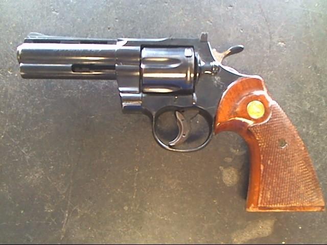 COLT Revolver PYTHON