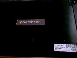 POWER BASS Car Amplifier ATM-900.1D
