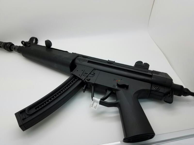 GSG Pistol MP5