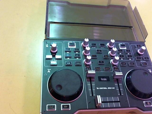 HERCULES DJ Equipment E2