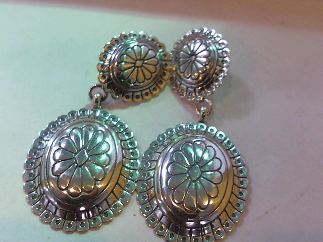 Silver Earrings 925 Silver 6.2g