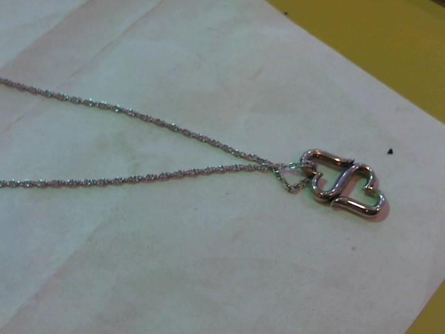 """18"""" Silver Fine Chain 925 Silver 9.1g"""