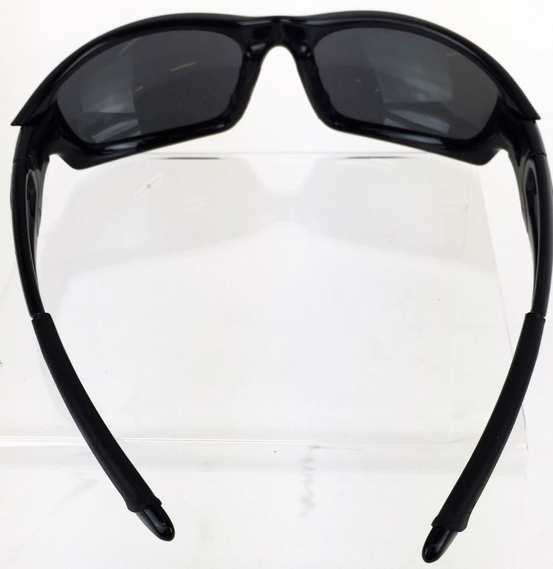 OAKLEY STRAIGHT JACKET BLACK SUNGLASSES