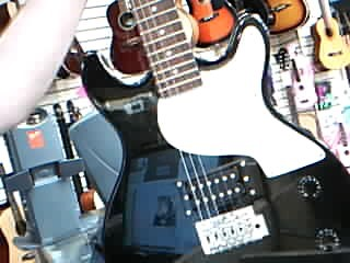 First Act ME951 Electric Guitar with Gigbag