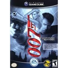 NINTENDO Nintendo GameCube Game 007: EVERYTHING OR NOTHING GAMECUBE