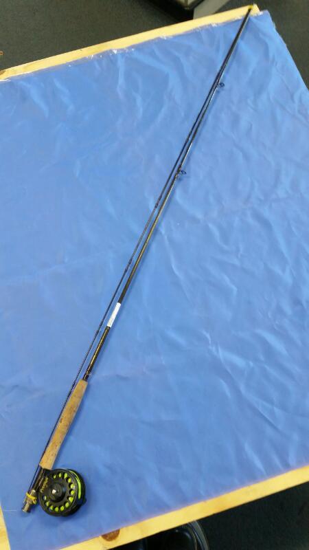 CABELAS Fishing Pole THREE FORKS