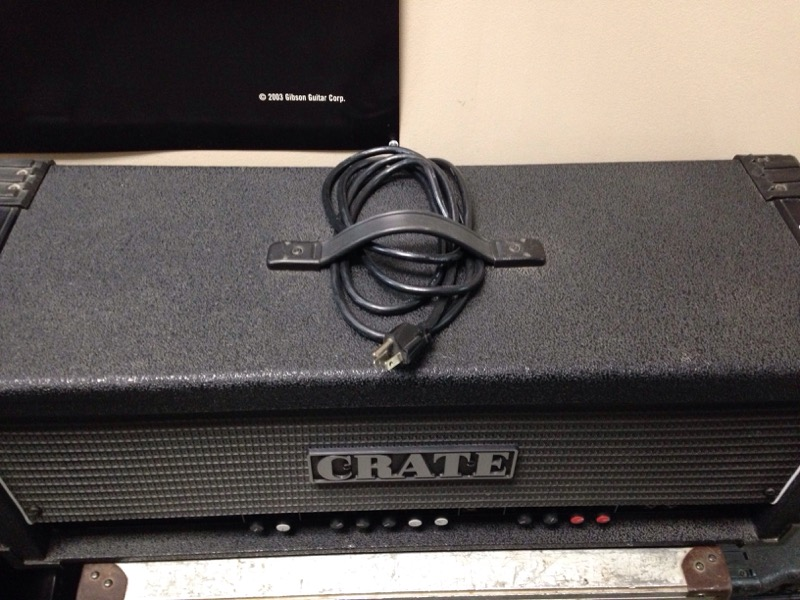 Crate G600 XL Solid State Guitar Amp Head