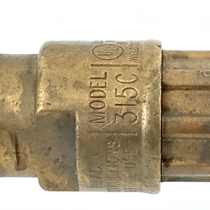 VICTOR 315C GAS TORCH WELDER