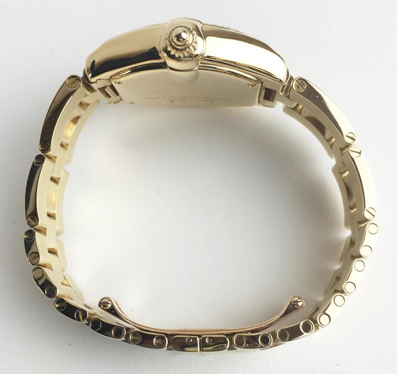 CARTIER Lady's Wristwatch ROADSTER 2676 LDS WATCH 18K