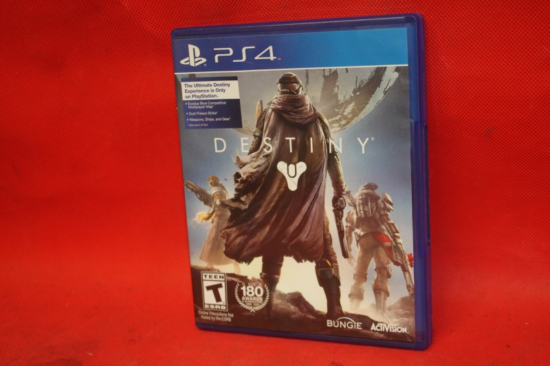 Destiny (Sony PlayStation 4, 2014) PS4