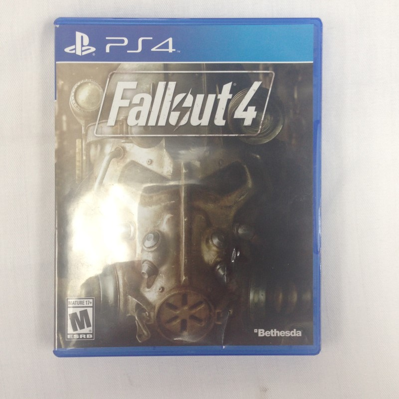 Fallout 4, Sony PlayStation 4 (PS4)