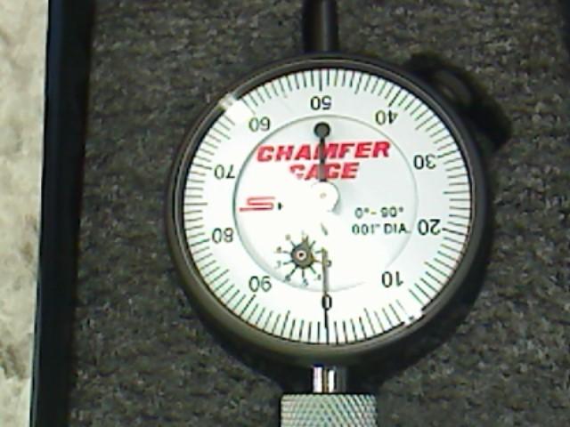 SPI 1090 CHAMFER GAUGE