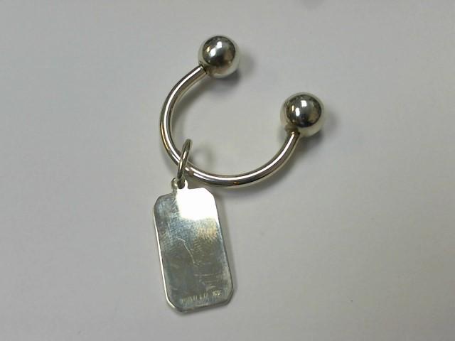 Tiffany & Co. Silver Charm 925 Silver 10g