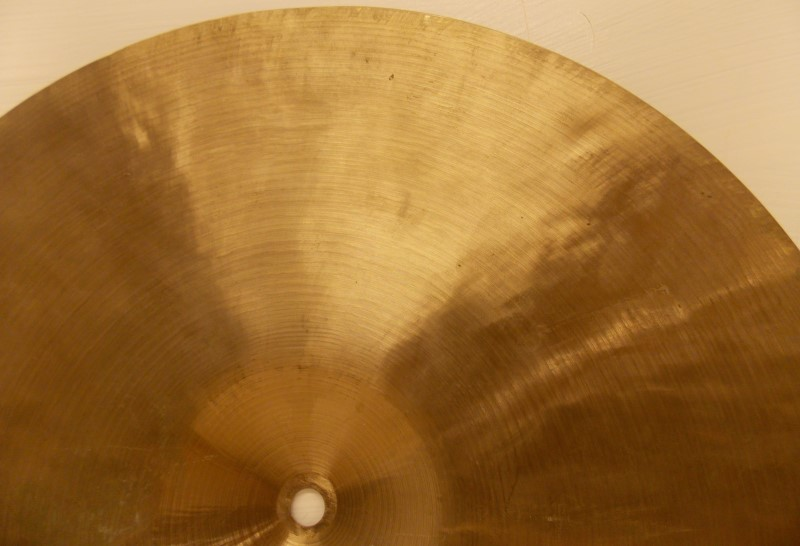 "GIG PERCUSSION 14"" CYMBAL"