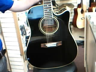 Montana Acoustic-Electric Guitar EM28C-5
