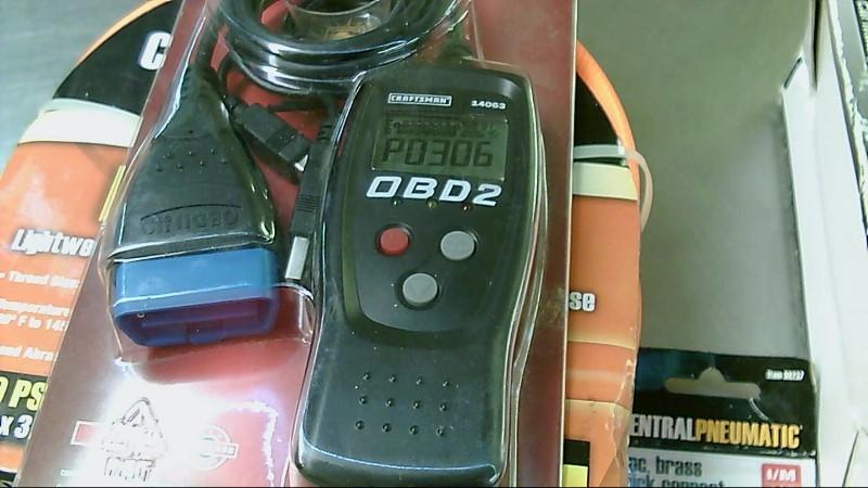 CRAFTSMAN Indicator 914063 OBDII