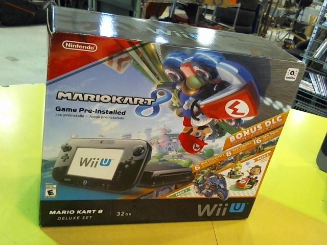NINTENDO Wii U WII U - MARIO KART 8 DELUXE SET