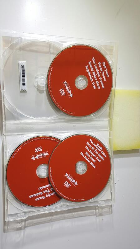 The John Wayne Collection DVD 13 Movies 3-Disc Set