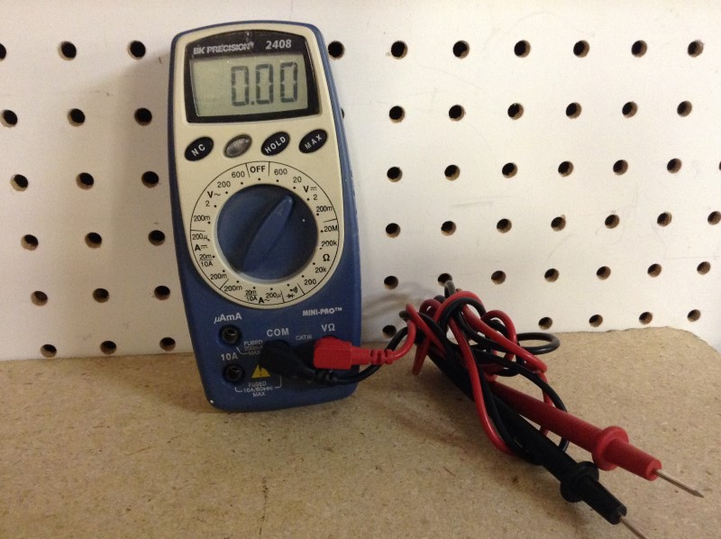 BK PRECISION Multimeter 2408