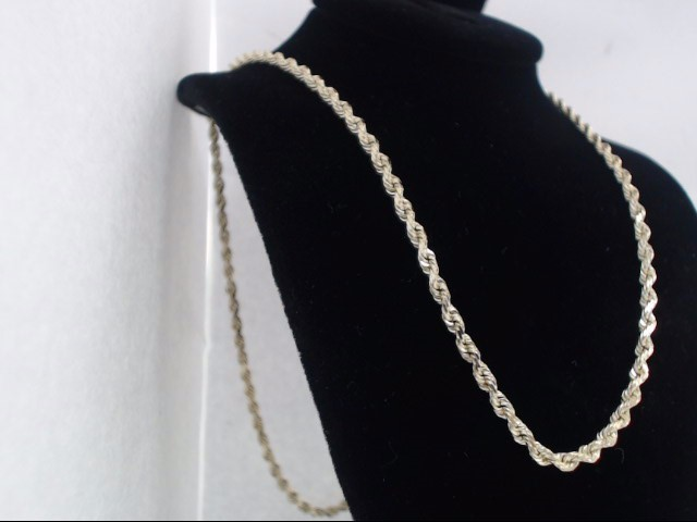 Gold Chain 14K Yellow Gold 14.4g