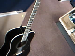 GREG BENNETT Acoustic Guitar D-1