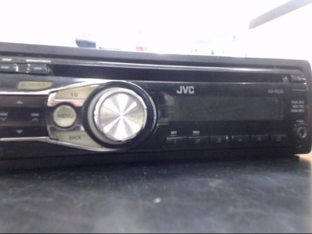 JVC Car Audio KDR320