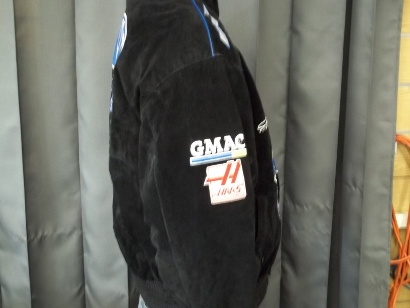 NASCAR JEFF GORDON SUEDE JACKET