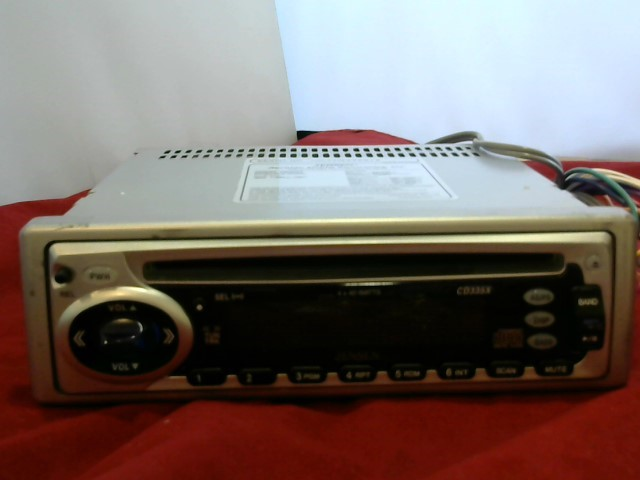 JENSEN Car Audio CD335X