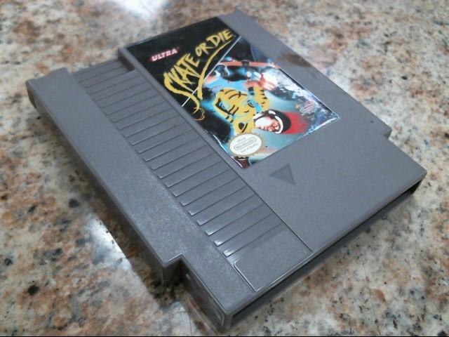 NINTENDO Nintendo NES Game SKATE OR DIE