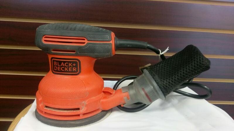BLACK&DECKER Vibration Sander BDER0100