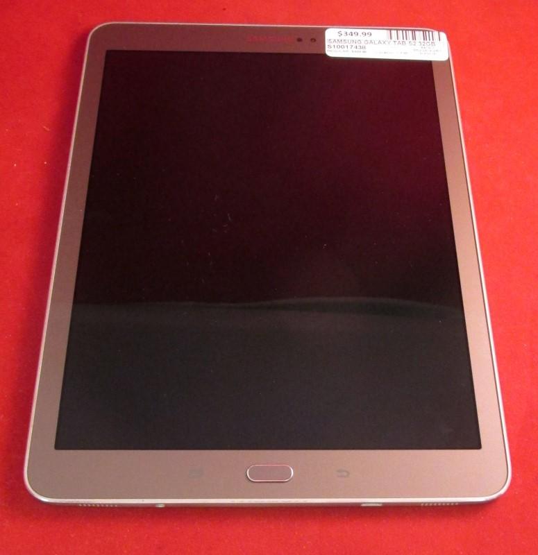 SAMSUNG Tablet GALAXY TAB S2 32GB SM T810