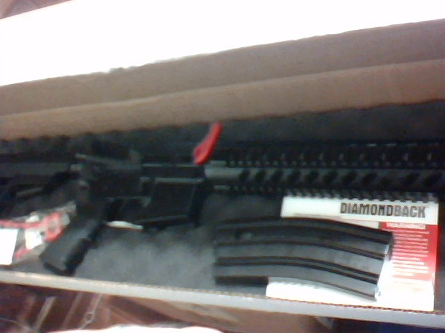 DIAMONDBACK FIREARMS Rifle DB-15