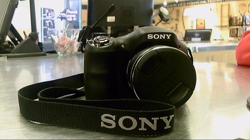 SONY CAMERA DSC-H300 20.1MP 35X