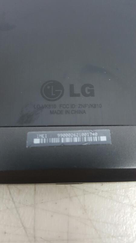 "LG G Pad 8.3, 16gb (8.3"",VK810, Black, Verizon)"