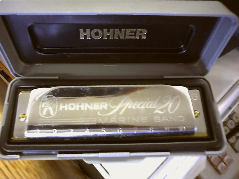 HOHNER Harmonica 560/20 G SPECIAL 20 560/20 G SPECIAL 20