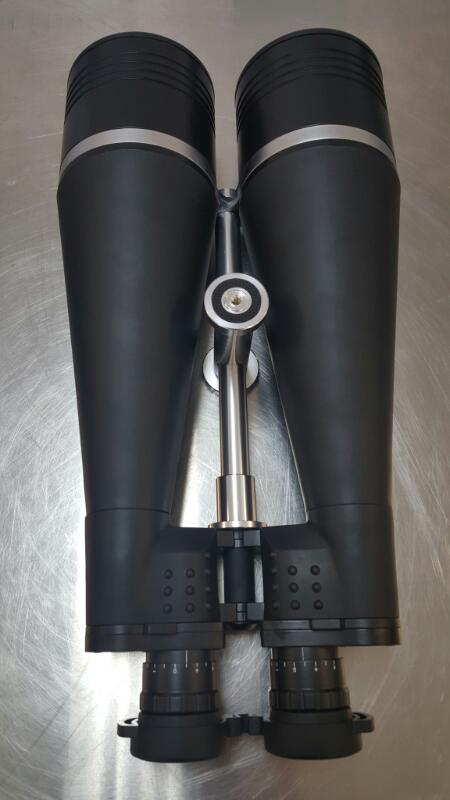 ORION ELECTRONICS Binocular/Scope GIANTVIEW 25 X100