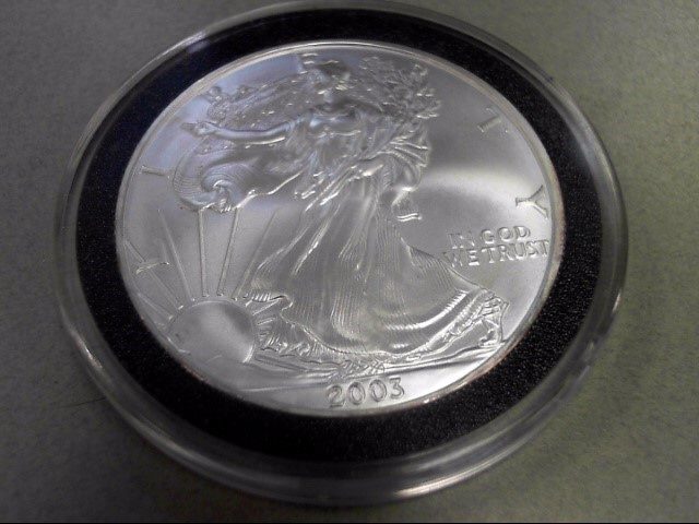UNITED STATES Silver Coin 2003 AMERICAN SILVER EAGLE