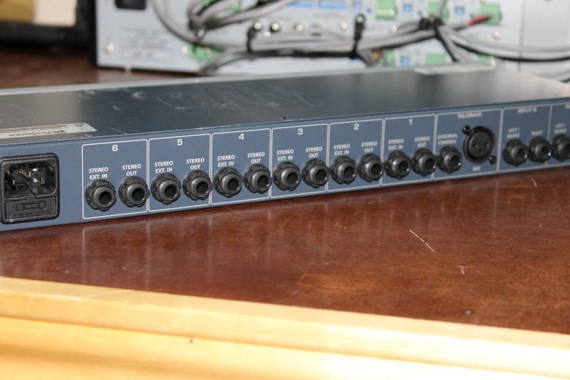 PreSonus HP60 Headphone Distribution Amplifier