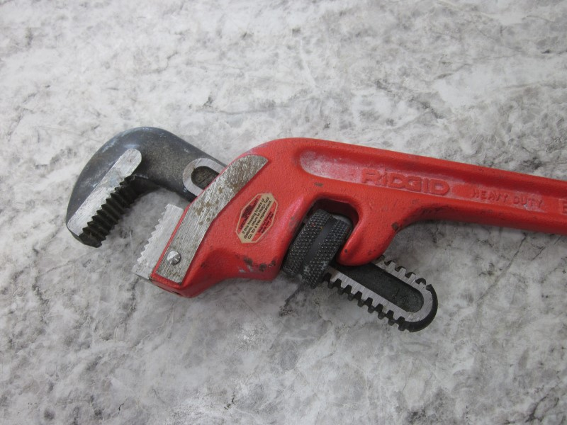 """RIDGID TOOLS Wrench PIPE WRENCHES 14"""" 18"""" 24"""" 36"""""""