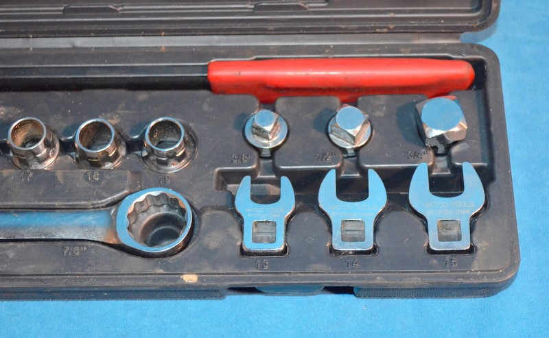 MATCO TOOLS Sockets/Ratchet MSBT15
