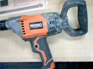 RIDGID TOOLS Corded Drill R7122