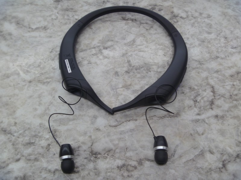 LG HEADPHONES TONE ACTIVE HBS-850
