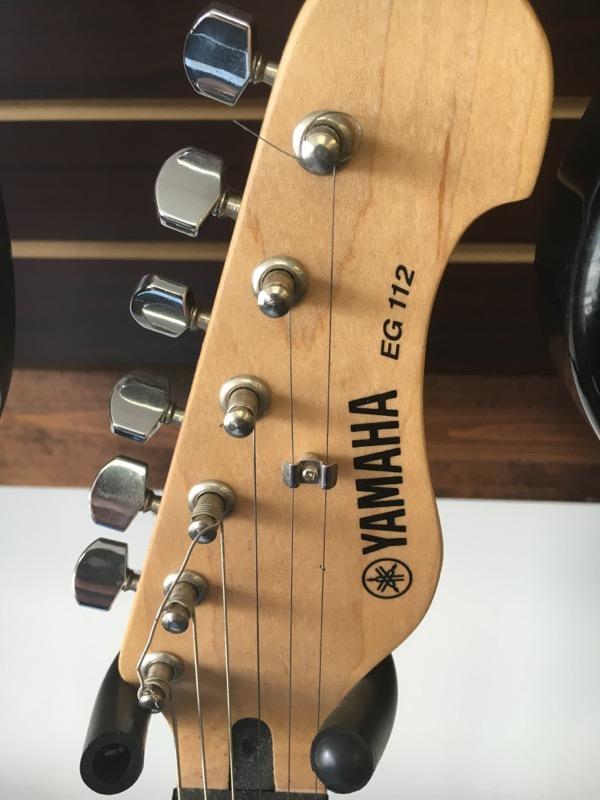 YAMAHA Electric Guitar EG 112C