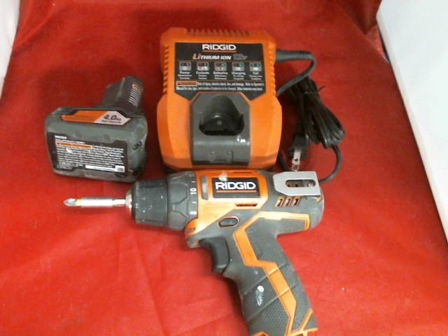 RIDGID TOOLS Cordless Drill R82005