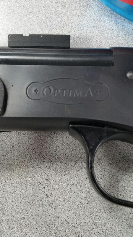 CONNECTICUT VALLEY ARMS - CVA Cap & Ball OPTIMA BLACK POWDER .50 CAL